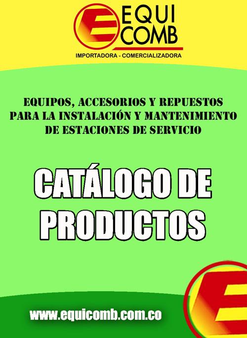 Catálogo Equicomb