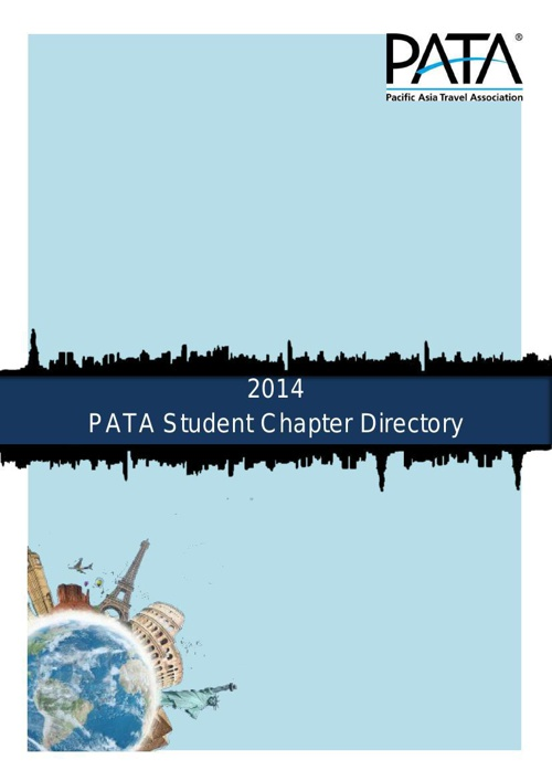 Student Chapter Directory'14 9June Flipsnack