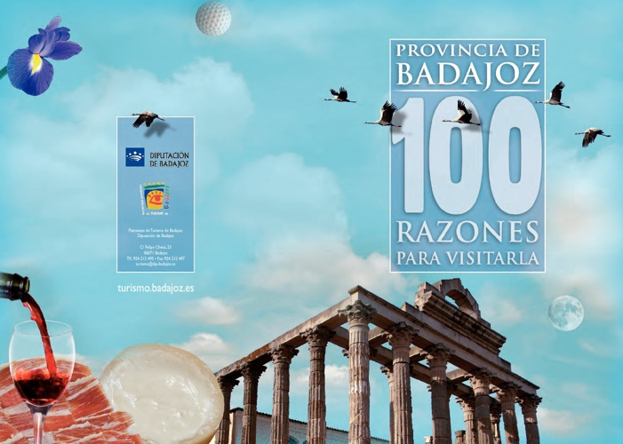 100 Razones Turismo Badajoz