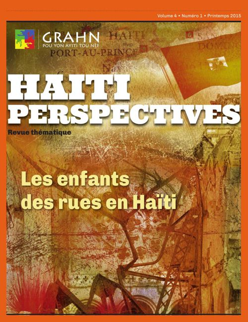 Haiti Perspectives Vol 4 No 1