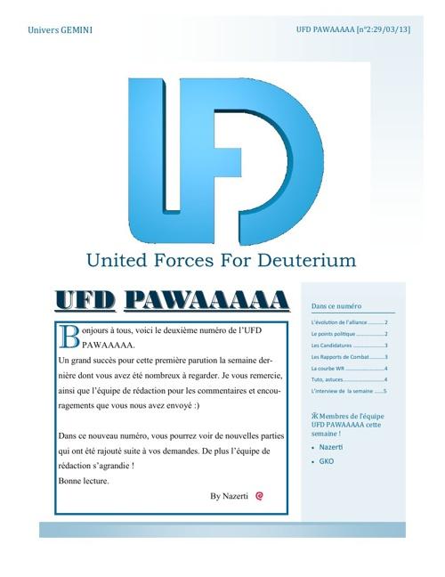 Journal UFD PAWAAAA