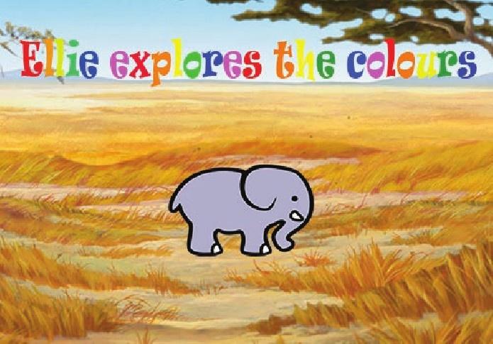 Ellie explores the colours