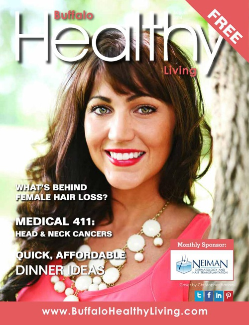 Buffalo Healthy Living August 2014