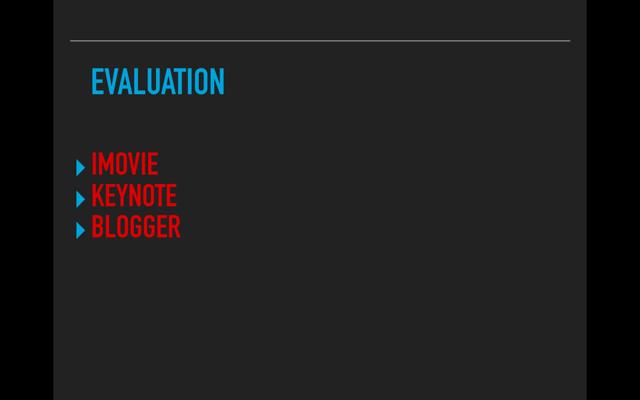 A2 Media - Evaluation 4