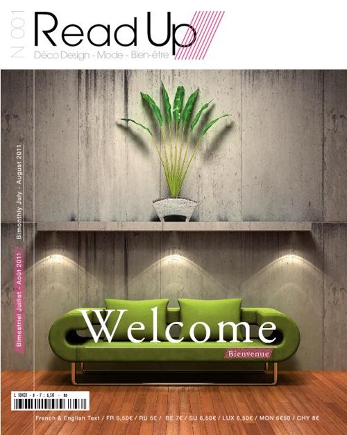 Read Up Online Magazine