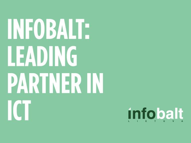 INFOBALT: Leading Partner in ICT