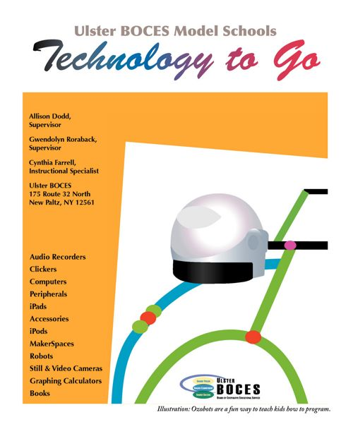 Ulster BOCES Technology to Go Catalog