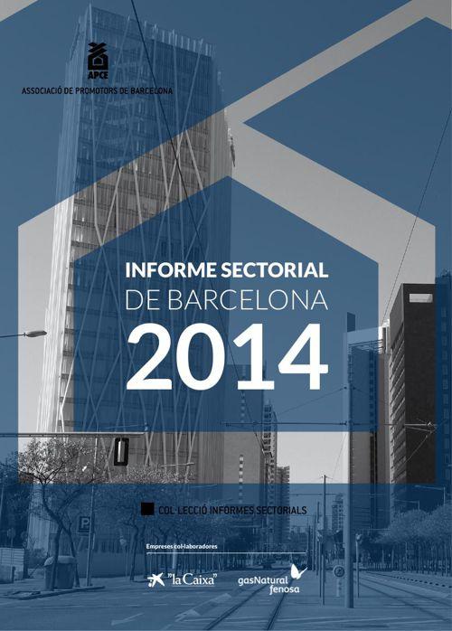 Informe Sectorial de Barcelona 2014
