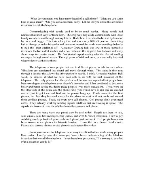 Wandrum Informational Writing