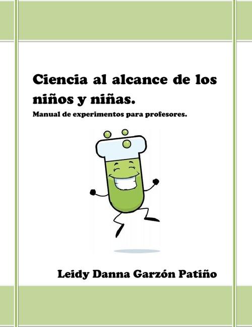 Manual de experimentos. Danna Garzón.