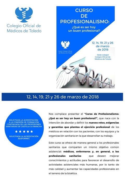 PROGRAMA CURSO DE PROFESIONALISMO