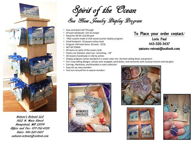 Spirit of the Ocean- Display- Lorie