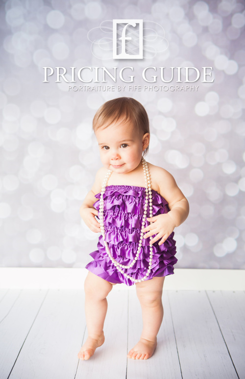 Pricing Guide || Fife Photograhy in Norman, OK