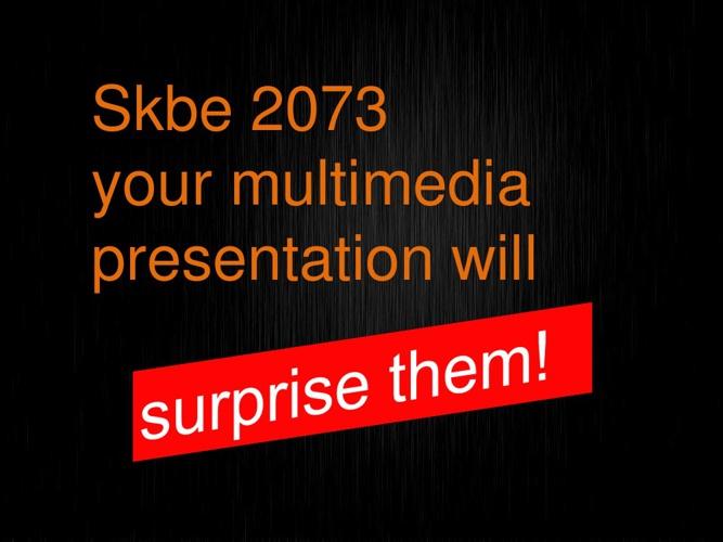 surprise them presentation