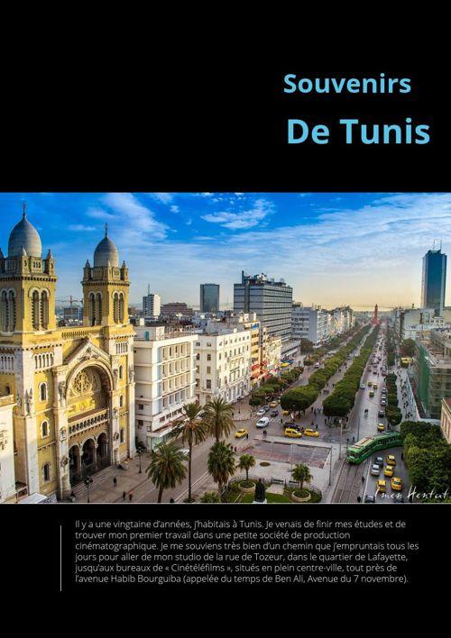 Souvenirs de Tunis