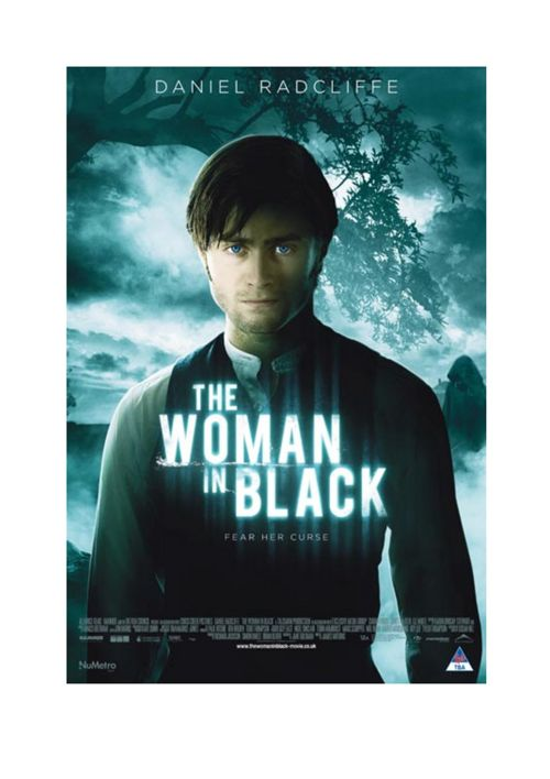 women in black poster review