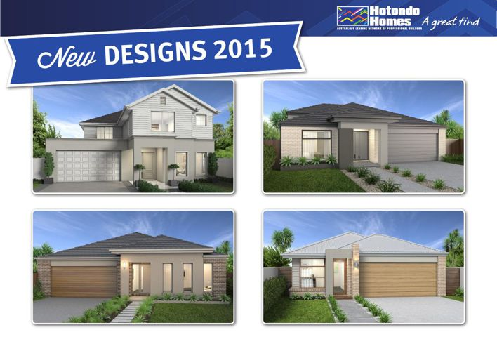 New Home Designs 2015