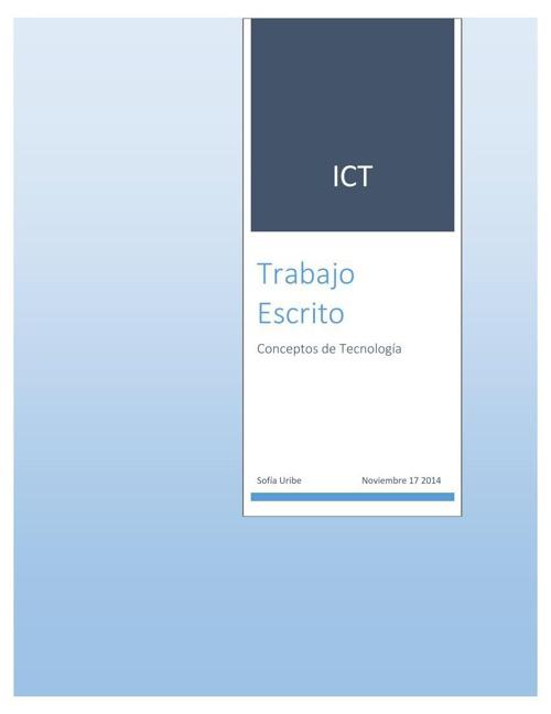 ICT Sofia Uribe