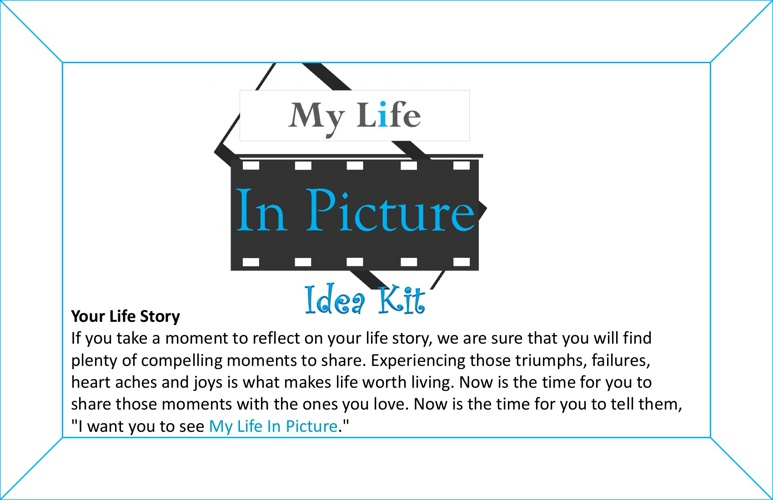 My Life In Picture - Idea Kit