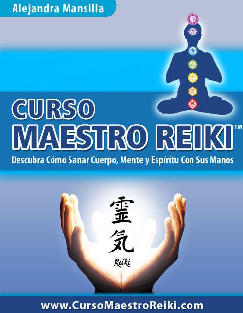 Curso Maestro Reiki Pdf Gratis Alejandra Mansilla