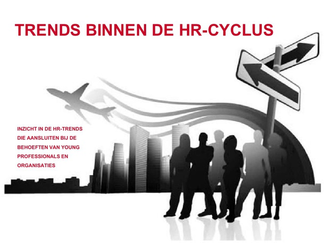 Trends binnen de HR-cyclus