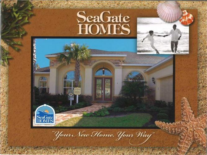 SeaGate Homes Brochure