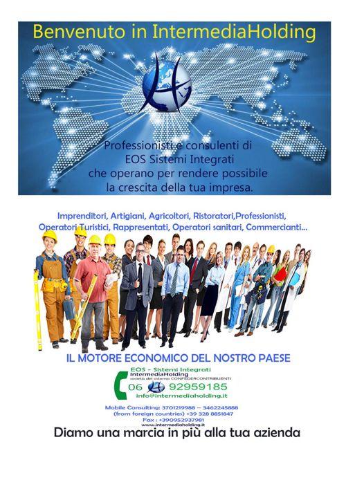presentazione EOS IntermediaHolding