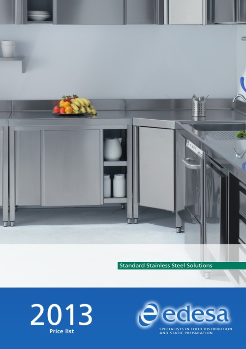 Standard stainless steel solutions