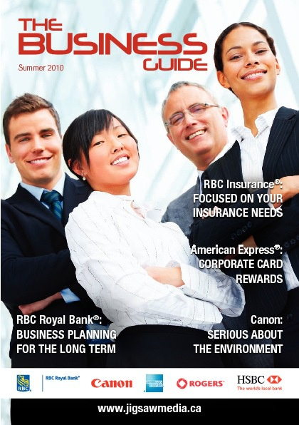 Business Guide/ Summer 2010