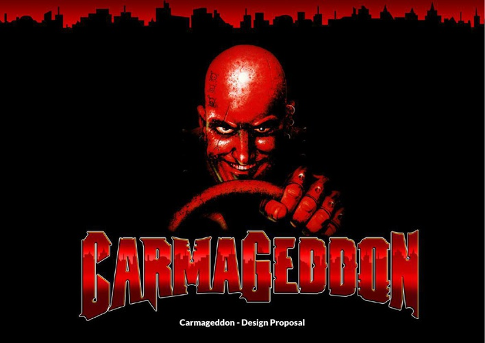 Carmageddon Design Proposal