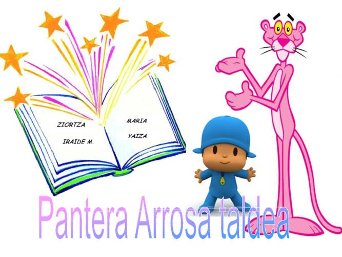Pantera Arrosa