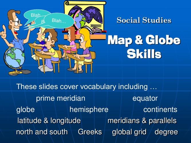 Map Skills Lesson