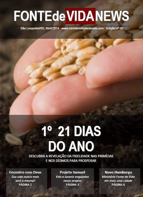 Informativo Abril/2014