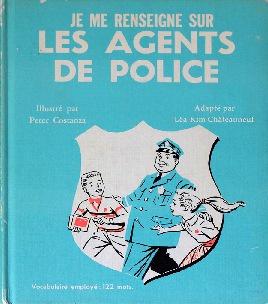 Je me renseigne sur les agents de police et les manifestations
