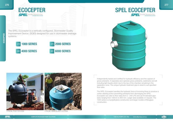 SPEL - Ecocepter