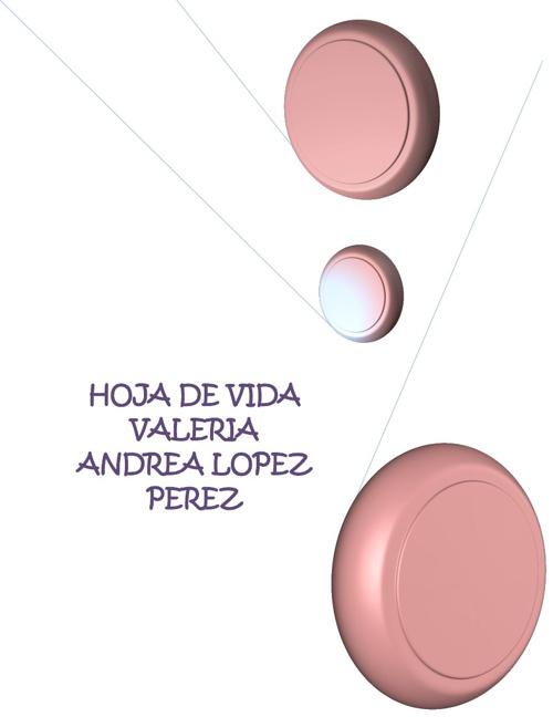 HOJA DE VIDA VALERIA LOPEZ