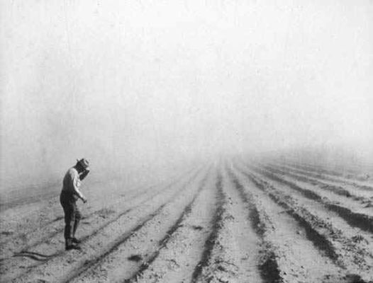 Farmers during the Great Depression