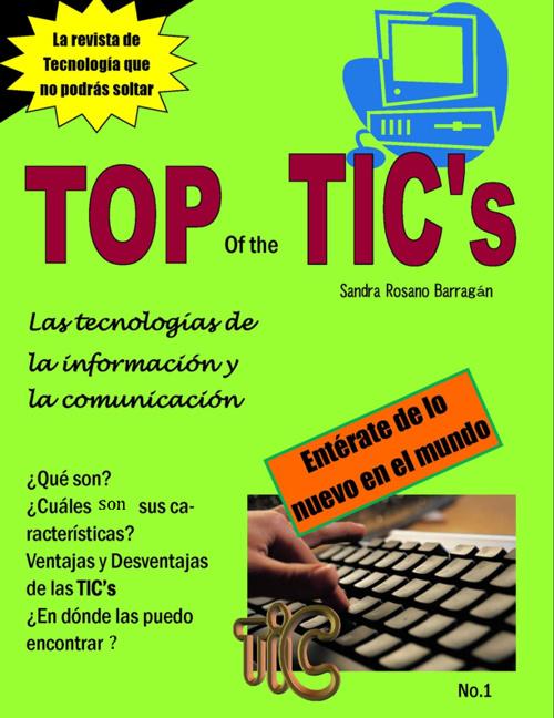 """Revista """"Top of the TIC's"""""""