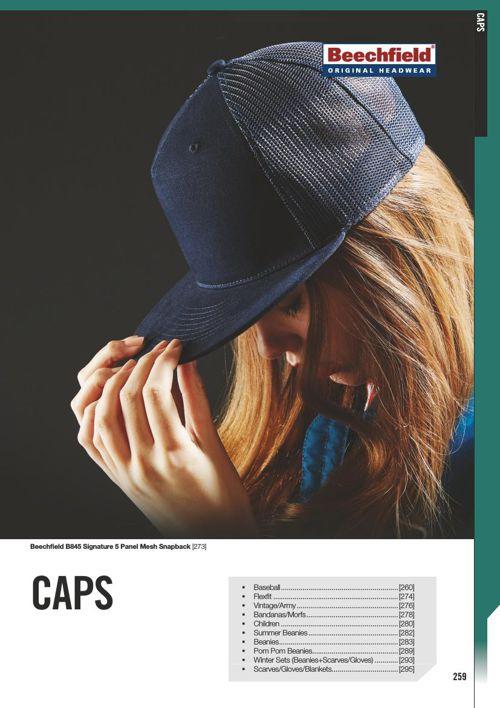 Caps & Huer 2016 Profiltryk