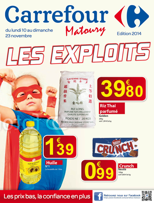 Les Exploits - Novembre 2014
