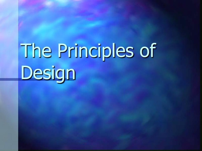 the_principles_of_design
