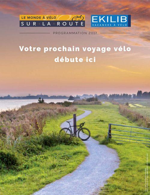 Voyages à vélo Sur La Route Ekilib_Programmation 2017