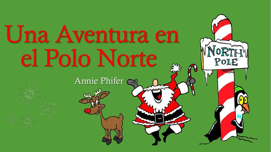 Una Aventura en el Polo Norte