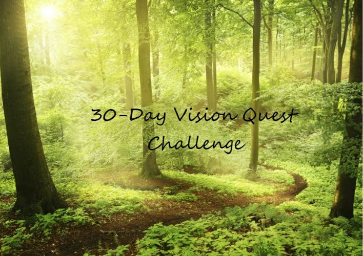 Guided Meditations & Healing Rituals for the Vision Quest