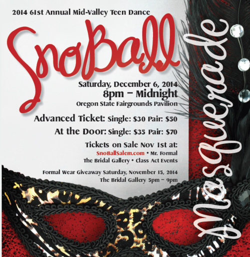 SnoBall Salem Ads