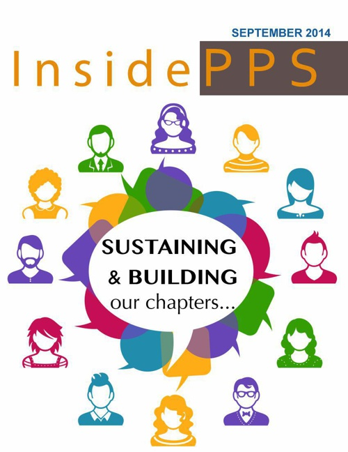 IPPS, September 2014 | Sustaining and Building Our Chapters...