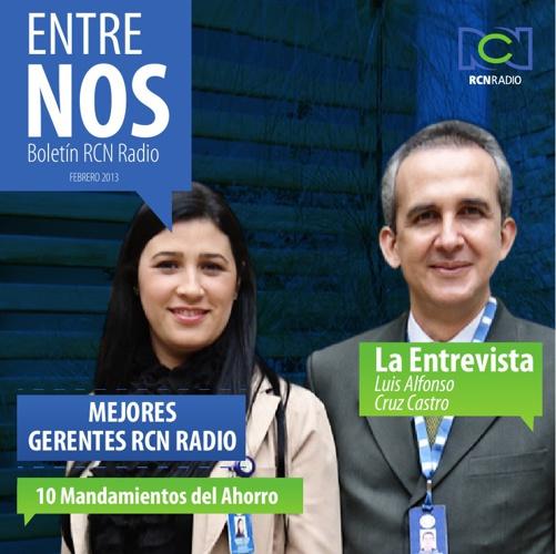 Boletín RCN Radio - Febrero 2013 -
