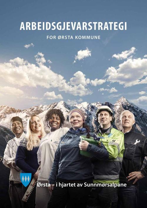 Arbeidsgjevarstrategi Ørsta kommune
