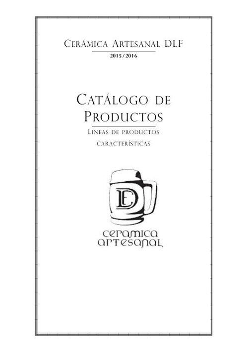 Catalogo Principales Líneas de Productos