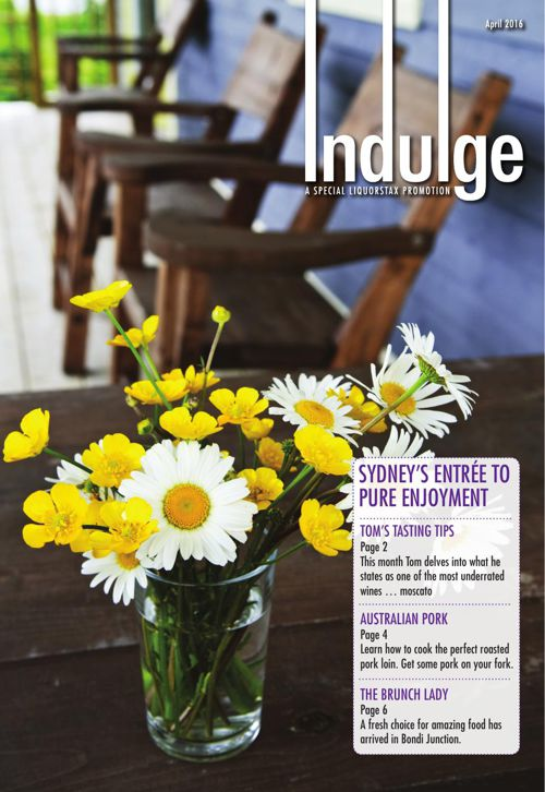 Indulge April